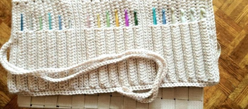 Crochet Hook Organizer