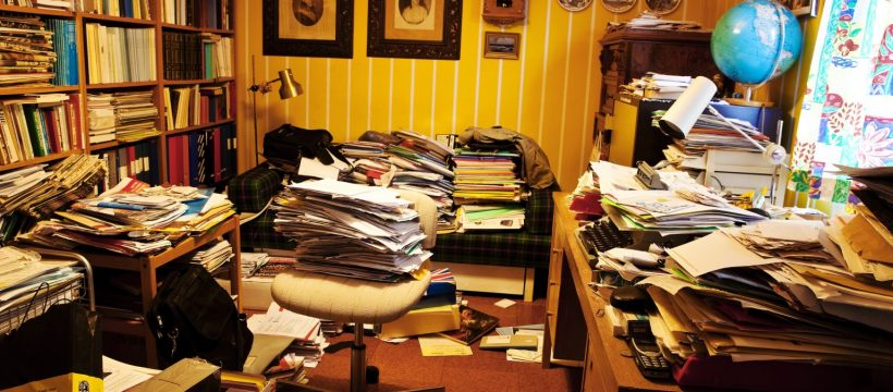 How Clutter Affects Us