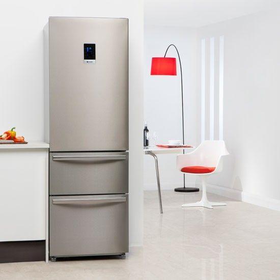 Compact Dishwasher & Slimline Refrigerator