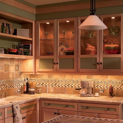Lighting & Lamps in kitchen