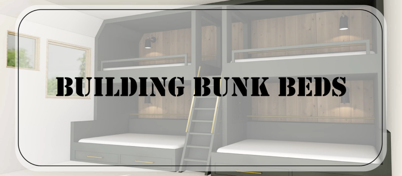 diy bunk bed design plans