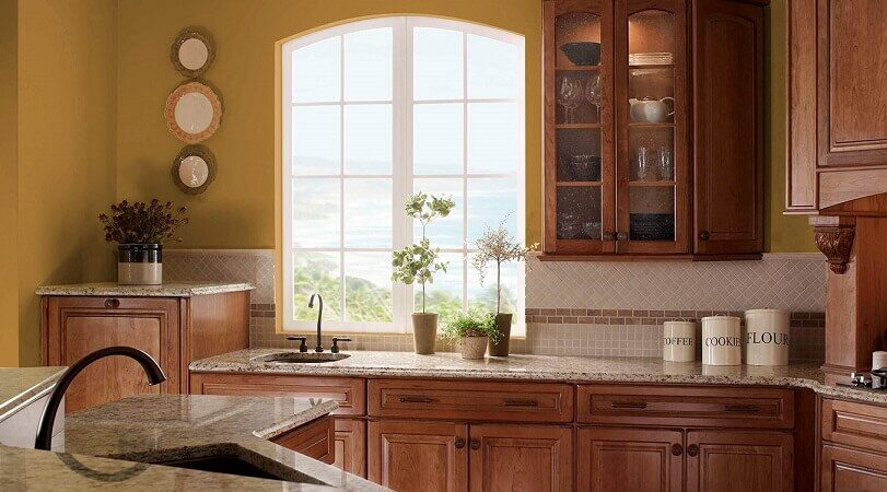 best Colors for farmhouse kitchen